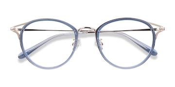 Blue Dazzle -  Acetate Eyeglasses