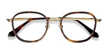 Tortoise Beyond -  Vintage Acetate Eyeglasses