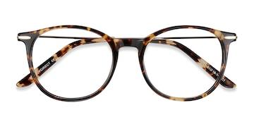 Tortoise Quill -  Designer Acetate Eyeglasses