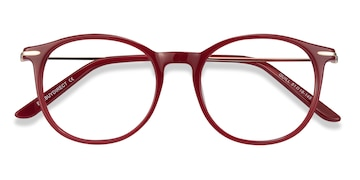 Red Quill -  Acetate Eyeglasses