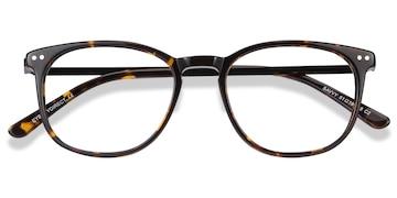 Tortoise Savvy -  Acetate Eyeglasses