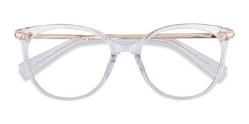 Clear Attitude -  Acetate Eyeglasses