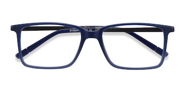 Blue Haptic -  Colorful Acetate Eyeglasses