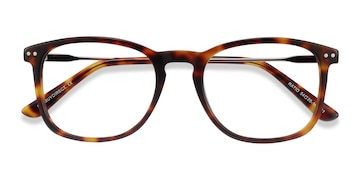 Tortoise Ratio -  Acetate Eyeglasses