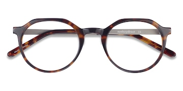 Tortoise The Cycle -  Acetate Eyeglasses