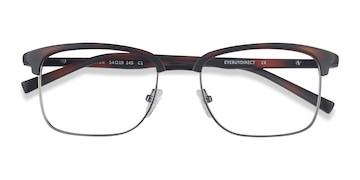 Tortoise Osten -  Metal Eyeglasses