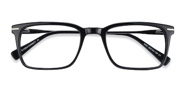 Black Nox -  Acetate Eyeglasses
