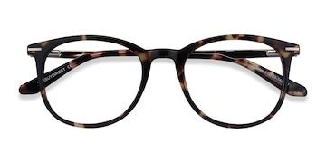 Tortoise Ninah -  Acetate Eyeglasses