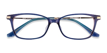 Blue Vanda -  Acetate Eyeglasses