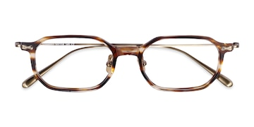 Striped Lampito -  Acetate Eyeglasses