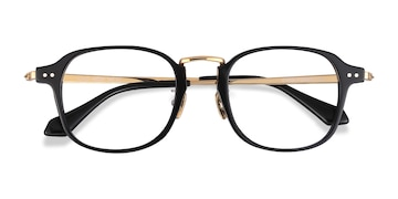 Black Lalo -  Acetate Eyeglasses