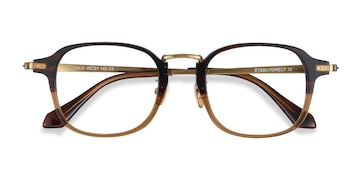 Brown Lalo -  Acetate Eyeglasses