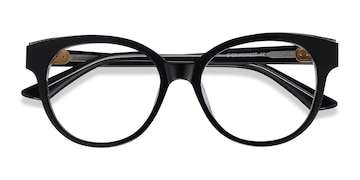 Black Vee -  Acetate Eyeglasses