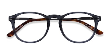 Gray Akio -  Acetate Eyeglasses
