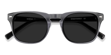 Gray Daikon -  Acetate Sunglasses