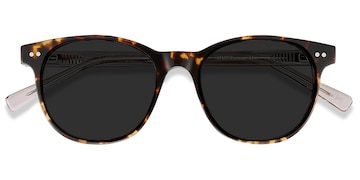 Tortoise Brown Sol -  Acetate Sunglasses