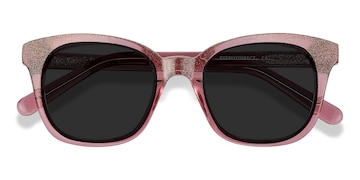 Pink Quartz -  Acetate Sunglasses
