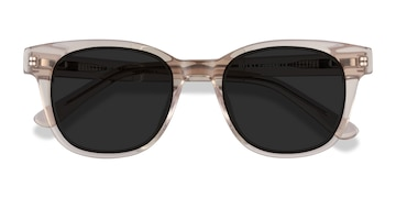 Champagne Sun Lighthouse -  Acetate Sunglasses