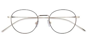 Black Aegis -  Titanium Eyeglasses