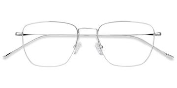 Silver Future -  Titanium Eyeglasses