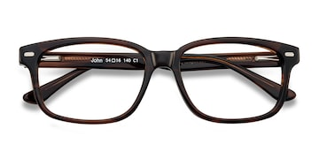 Brown John -  Fashion Acetate Eyeglasses