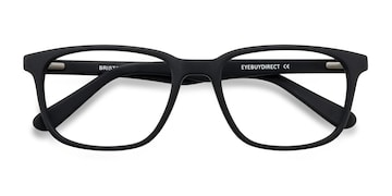 Matte Black Bristol -  Fashion Acetate Eyeglasses