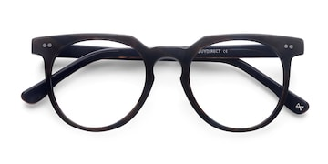 Nebular Blue Atmosphere -  Designer Acetate Eyeglasses