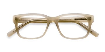 Light Beige Lynch -  Fashion Acetate Eyeglasses