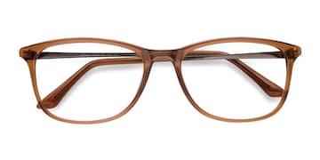 Brown Oliver -  Plastic Eyeglasses