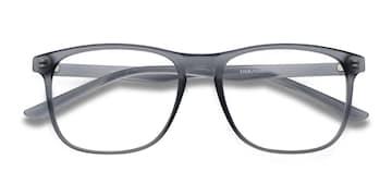 Matte Gray Ghent -  Plastic Eyeglasses
