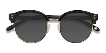 Black Limoncello -  Vintage Acetate Sunglasses