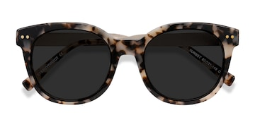 Tortoise Till Sunset -  Acetate Sunglasses