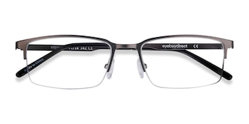 Gray Vienna -  Metal Eyeglasses