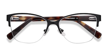 Black Feline -  Acetate Eyeglasses
