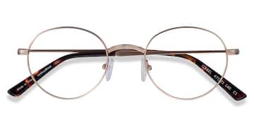 Golden Izabel -  Metal Eyeglasses