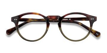 Cafe Glace Theory -  Vintage Acetate Eyeglasses
