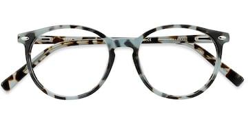 Green Tortoise Blink -  Acetate Eyeglasses