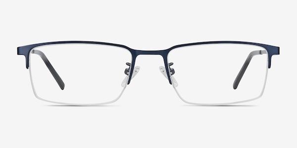 Vienna Navy Metal Eyeglass Frames