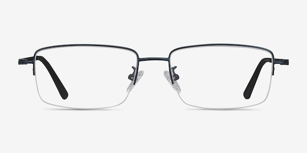 Studio Navy Metal Eyeglass Frames