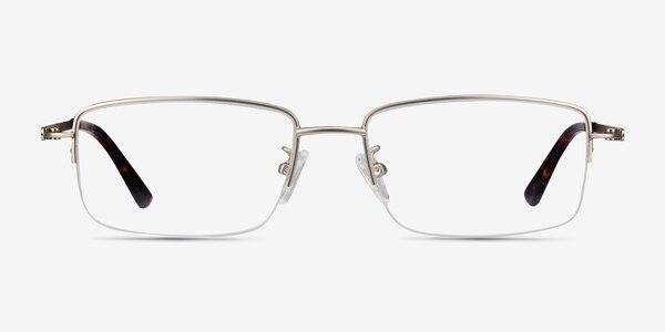 Studio Silver Metal Eyeglass Frames