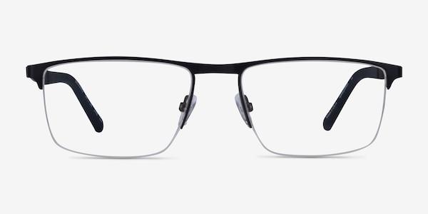 Belong Black Red Carbon-fiber Eyeglass Frames