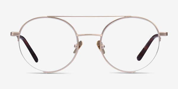 Miller Gold Metal Eyeglass Frames