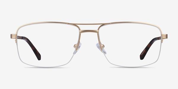 Yorkville Gold Metal Eyeglass Frames