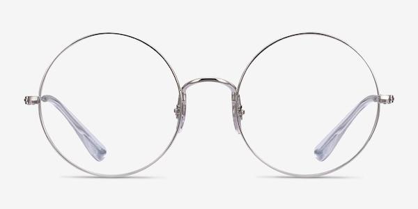 Ray-Ban RB6392 Silver Metal Eyeglass Frames