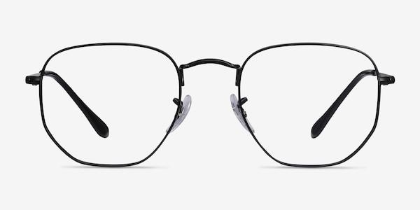 Ray-Ban RB6448 Black Metal Eyeglass Frames
