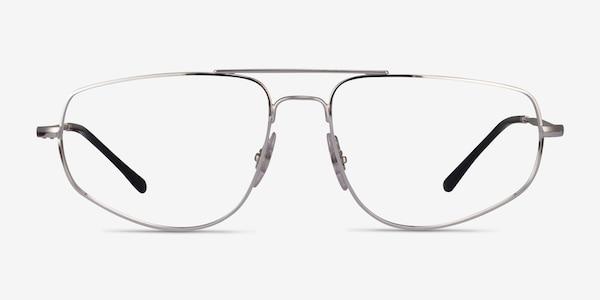 Ray-Ban RB6455 Silver Metal Eyeglass Frames