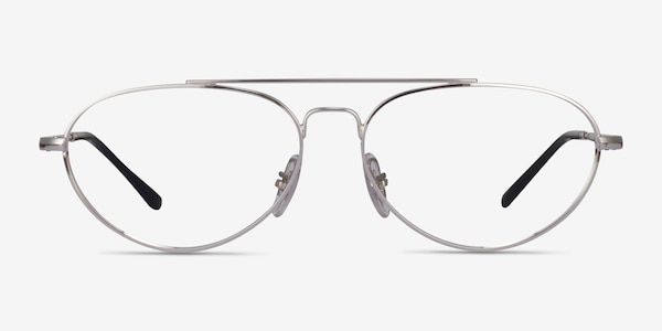 Ray-Ban RB6454 Silver Metal Eyeglass Frames
