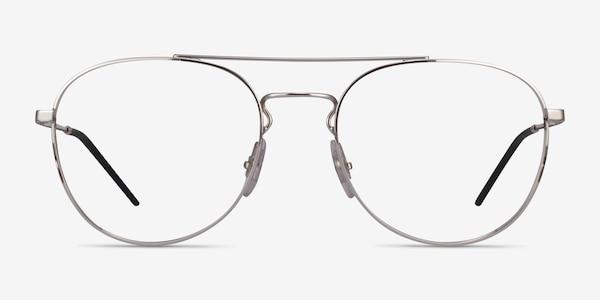 Ray-Ban RB6414 Silver Metal Eyeglass Frames
