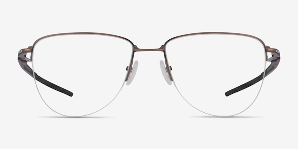 Oakley Plier Bronze Titanium Eyeglass Frames