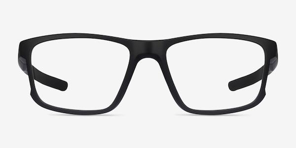 Oakley Hyperlink Satin Black Plastic Eyeglass Frames